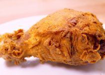 Kentucky fried chicken. Is a tasty and very popular recipe. Is a very economical and easy to make at home.