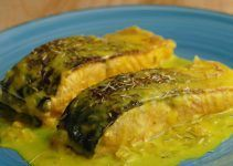 Salmon orange sauce. In this occasion, we are going to make this grilled fish and then, we will prepare an orange sauce as accompaniment