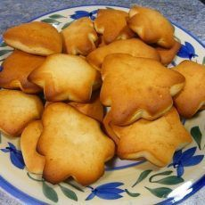 BUTTER COOKIES EASY RECIPE